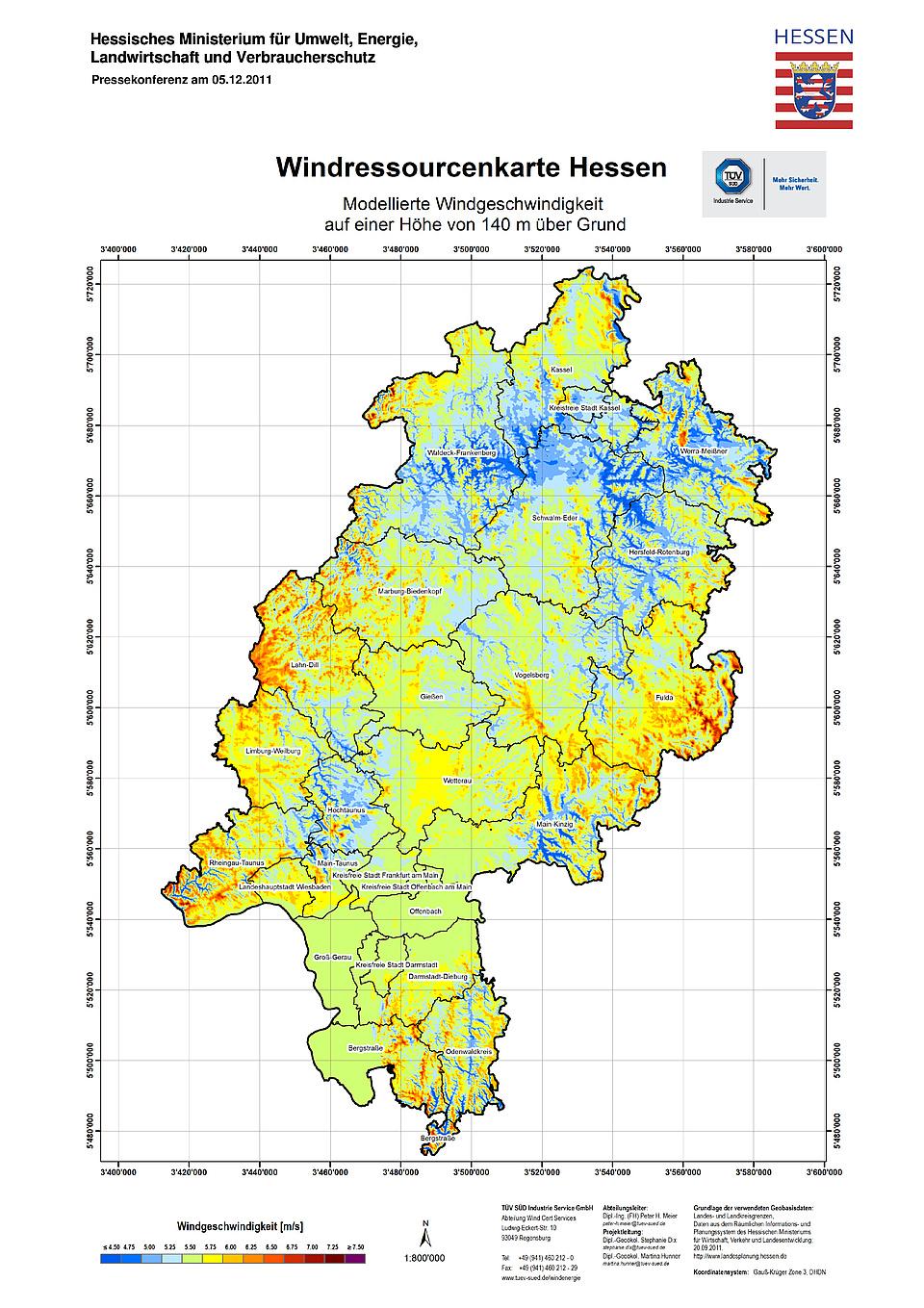 Windenergie Energieportal Mittelhessen
